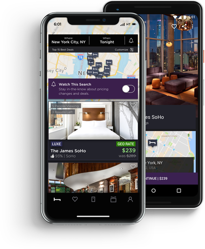 Get the HotelTonight App