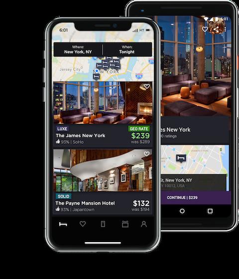 Get the HotelTonight App