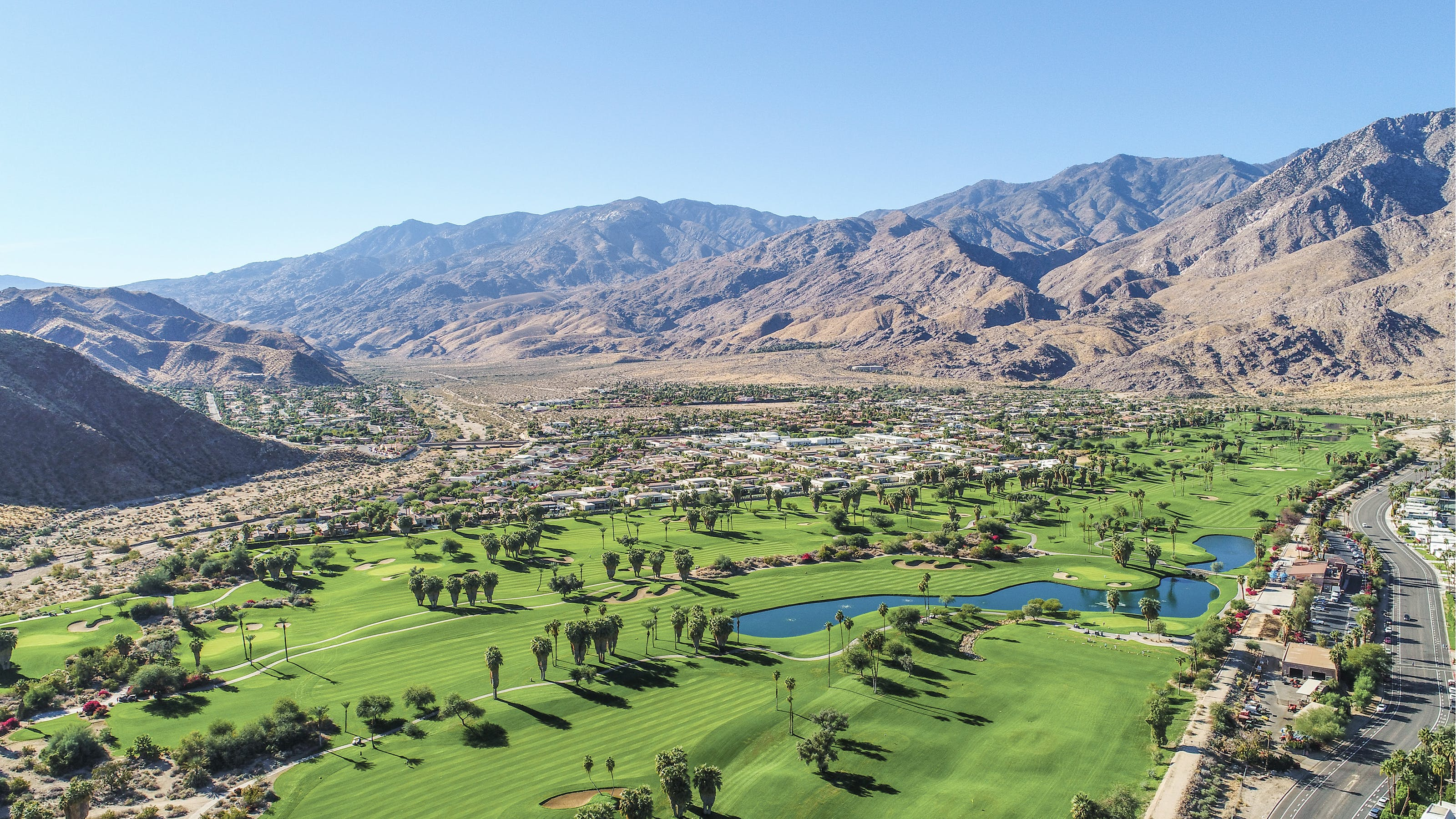 Palm Desert / Indian Springs