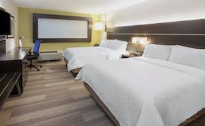 Holiday Inn Express & Suites Hudson I 94