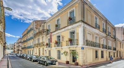 Hotel d'Aragon Montpellier