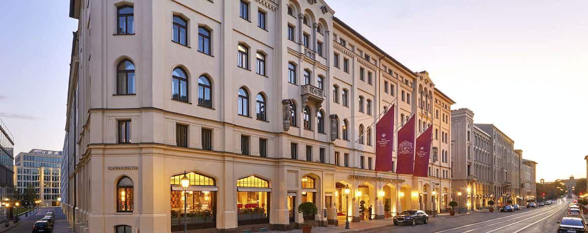 Kempinski Hotel Vier Jahreszeiten