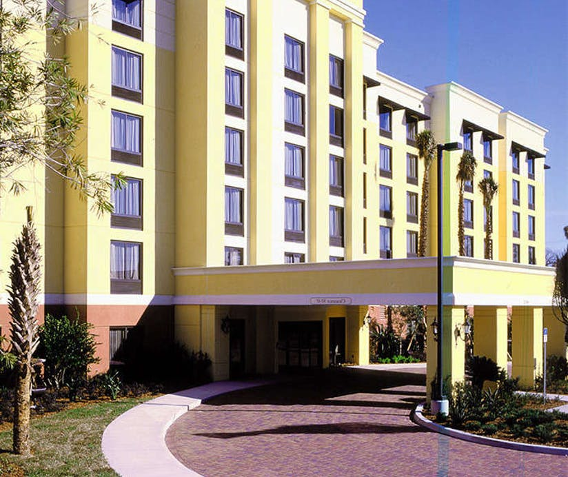 Springhill Suites Westshore Airport Tampa Tpa Hoteltonight