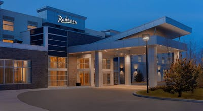 Radisson Hotel & Conference Centre Calgary Airport