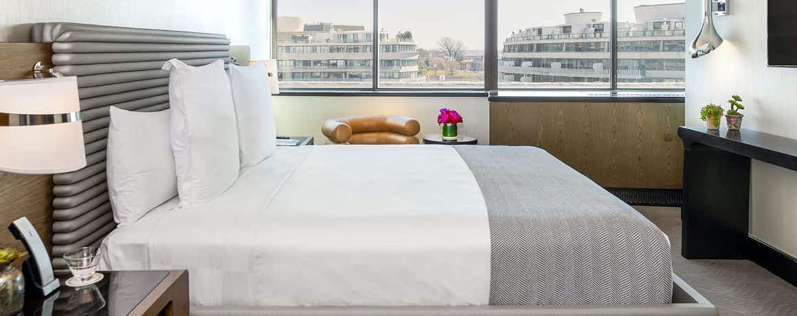 the watergate hotel  onebedroom suite washington dc