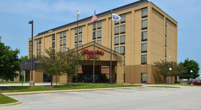 Hampton Inn Chicago - Carol Stream