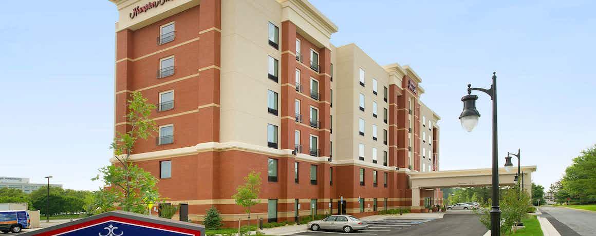 Hampton Inn & Suites Washington DC North - Gaithersburg