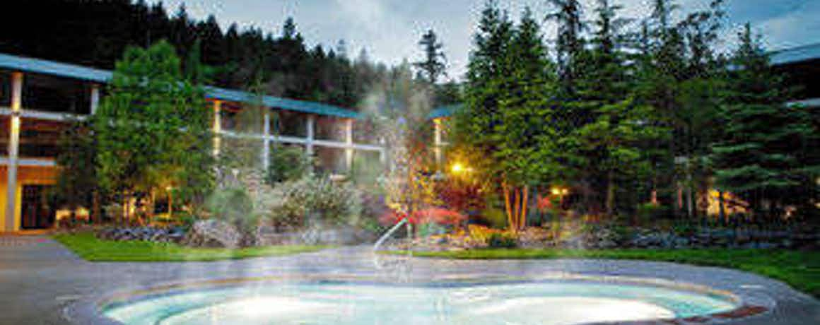 Bonneville Hot Springs Resort & Spa