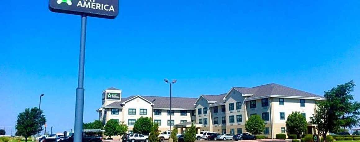 Extended Stay America Suites Amarillo West
