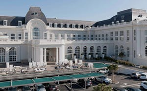 Cures Marines Trouville Hotel Thalasso & Spa M Gallery Collection