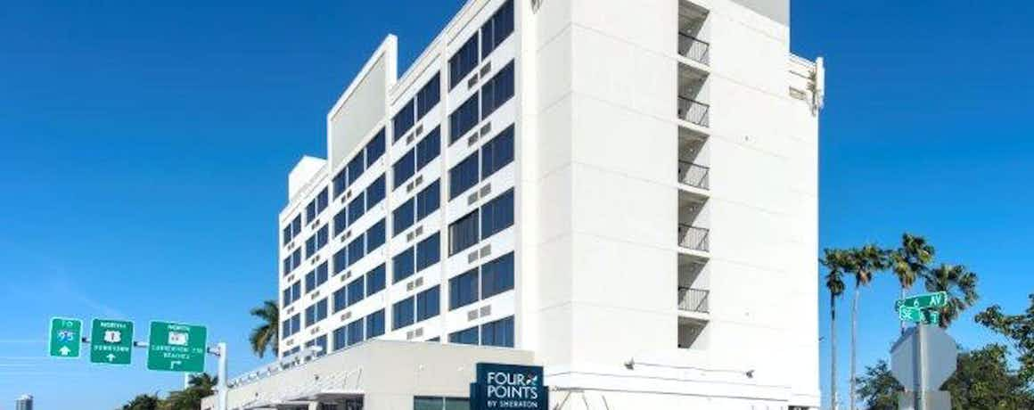 Four Points By Sheraton Fort Lauderdale Airport Cruise Port Fort Lauderdale Fll International Airport Hoteltonight
