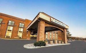 Quality Inn Vernal near Dinosaur National Monument