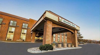 Quality Inn Vernal near Dinosaur National Monument