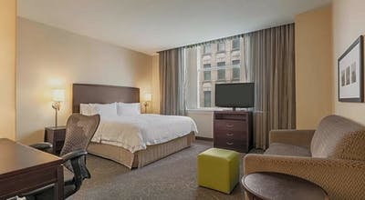 Hampton Inn & Suites Baltimore Inner Harbor