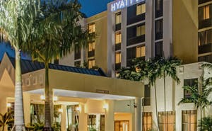 Hyatt Place Fort Lauderdale Cruiseport