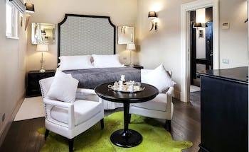 Pepoli9 Design Suites in Rome