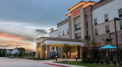 Hampton Inn & Suites Houston North IAH, TX