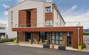 The Originals City, Hôtel Novella Premium, Nantes Est