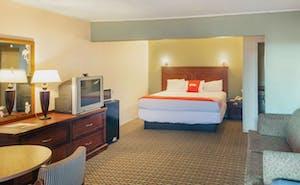 OYO Hotel Amarillo I-40 Central