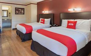 OYO Hotel Tulsa N Sheridan Rd & Airport