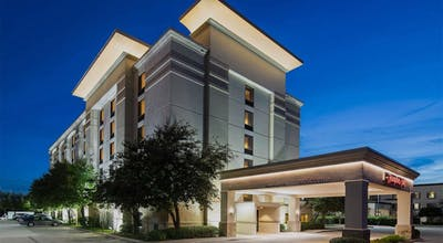 Hampton Inn Dallas Irving Las Colinas
