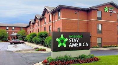 Extended Stay America - Detroit - Ann Arbor-University South