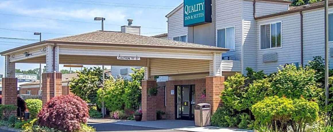 Quality Inn & Suites Longview Kelso