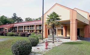 Hotel Hinesville Oglethorpe