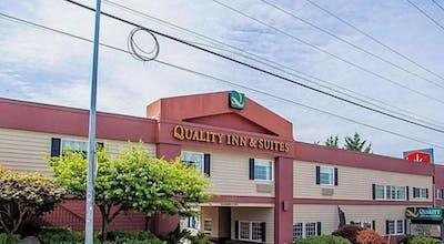 Quality Inn & Suites Bremerton near Naval Shipyard
