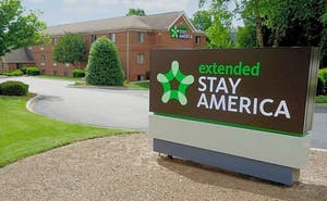 Extended Stay America Suites Greensboro Wendover Ave
