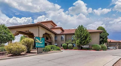 Quality Inn & Suites Gallup I-40 Exit 20