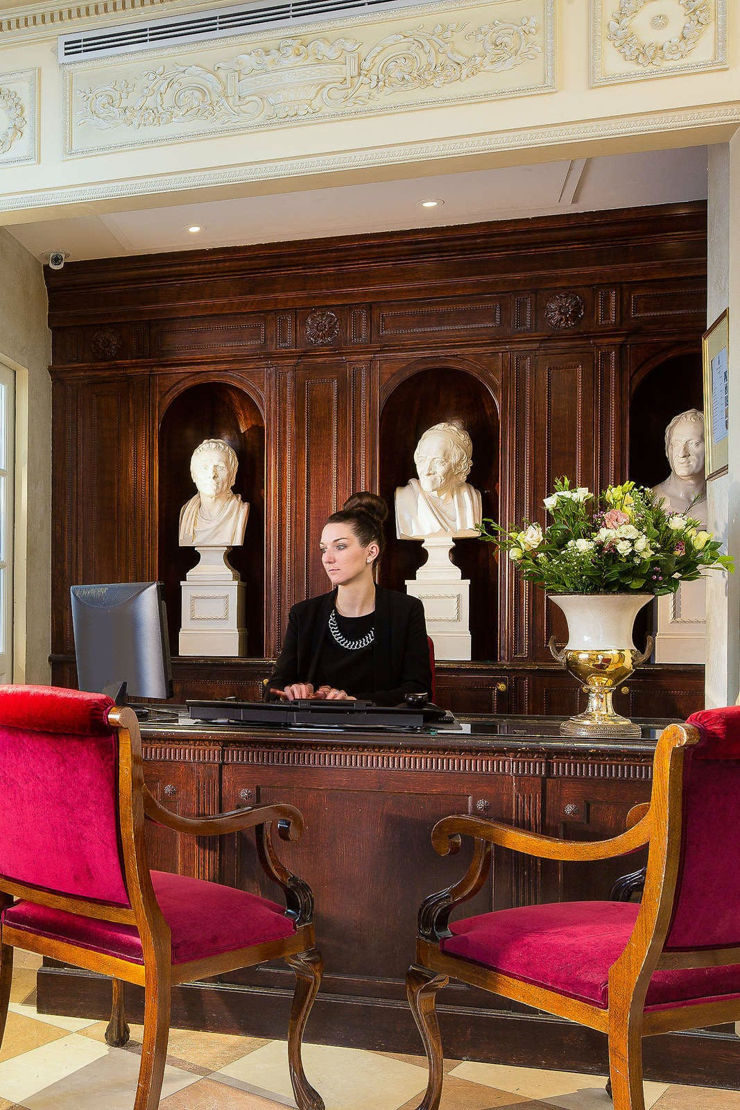 Hotel des Grands Hommes