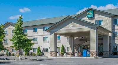 Quality Inn & Suites at Olympic National Park