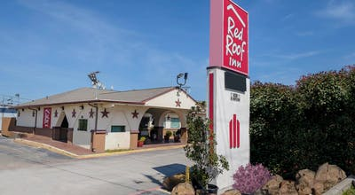 Red Roof Inn Arlington - Entertainment District