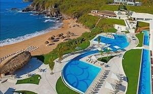 Secrets Huatulco Resort & Spa - All Inclusive
