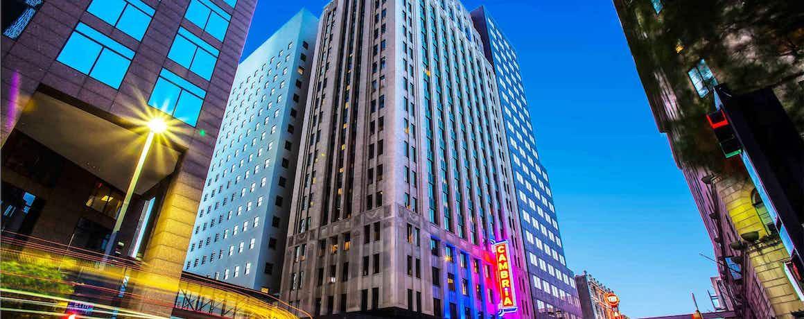 Cambria Hotel Downtown Dallas
