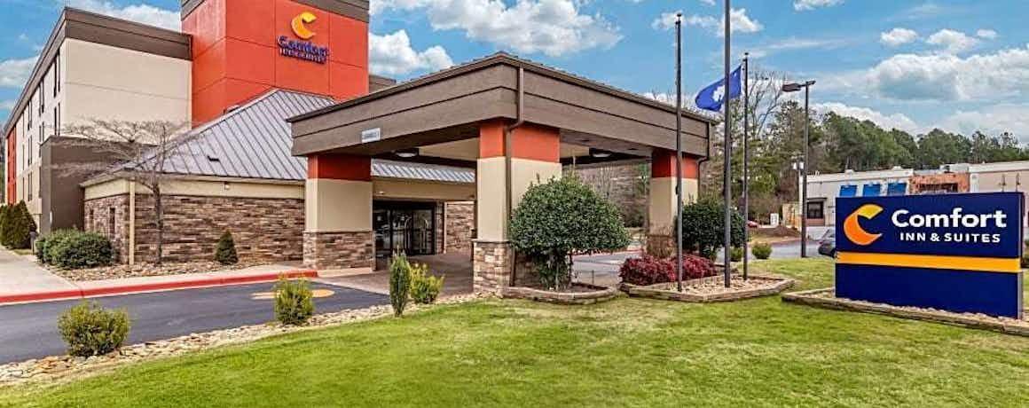 Comfort Inn & Suites Clemson - University Area