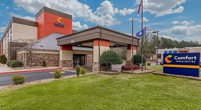 Comfort Inn & Suites Clemson - University Area