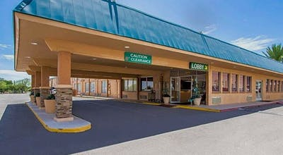 Quality Inn near Ft Huachuca