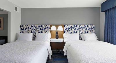 Hampton Inn and Suites Santa Ana/Orange County Airport