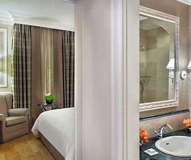 Rome Marriott Grand Hotel Flora Rom Hoteltonight