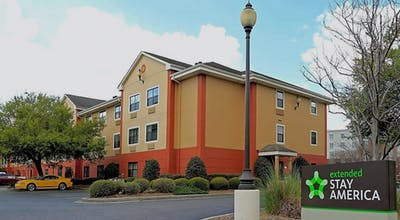 Extended Stay America Suites Charleston Mt Pleasant