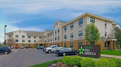Extended Stay America Suites Minneapolis Airport Eagan South
