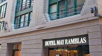 May Ramblas Barcelona