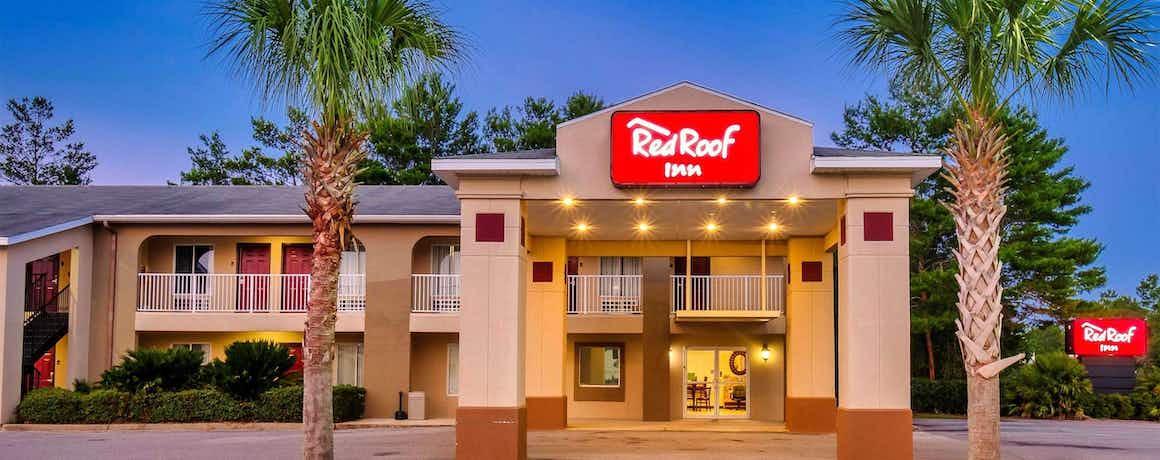 Red Roof Inn Defuniak Springs