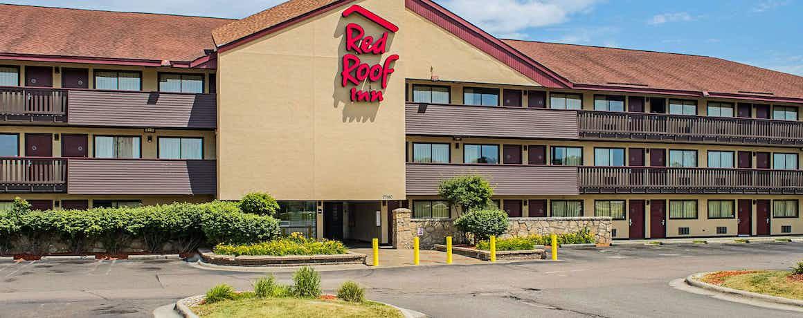 Red Roof Inn Detroit - Southfield