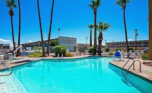 Red Roof Inn Tucson Downtown – University