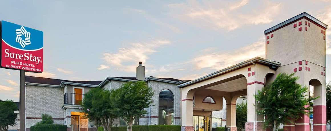SureStay Plus Hotel by Best Western San Antonio Airport