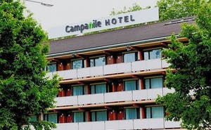 Hotel Campanile Amsterdam Zuidoost