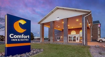Comfort Inn & Suites Hays I-70